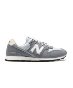 New Balance Frauen Sneaker WR996VCC in grau