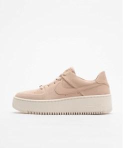 Nike Frauen Sneaker Air Force 1 Sage in beige