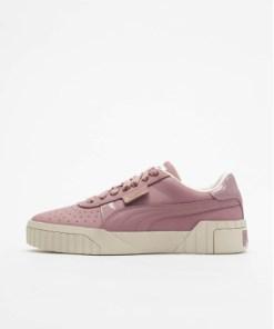 Puma Frauen Sneaker Cali Nubuck in violet