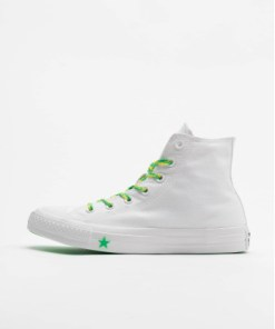 Converse Frauen Sneaker Chuck Tailor All Star Hi in weiß