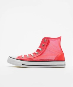 Converse Frauen Sneaker Tailor All Star Hi in pink