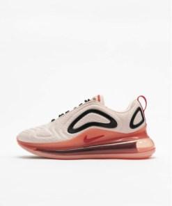 Nike Frauen Sneaker Air Max 720 in pink