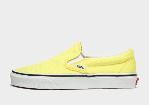 Vans Slip-On Women's - Gelb - Womens, Gelb
