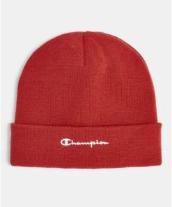 CHAMPION Beanie-Mütze, rot, ROT