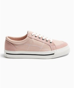 Chase' Canvas-Turnschuhe, pink, PINK