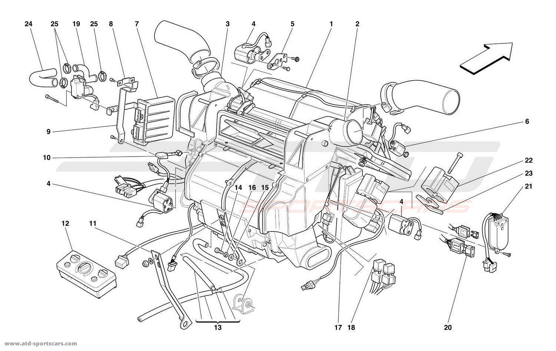 Ferrari 456 Gt Wiring Diagrams | Wiring Schematic Diagram ... on ferrari 456 headlight conversion, ferrari 308 wiring diagram, ferrari mondial wiring diagram,