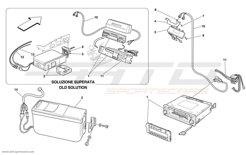 Porsche Boxster Vacuum Diagram