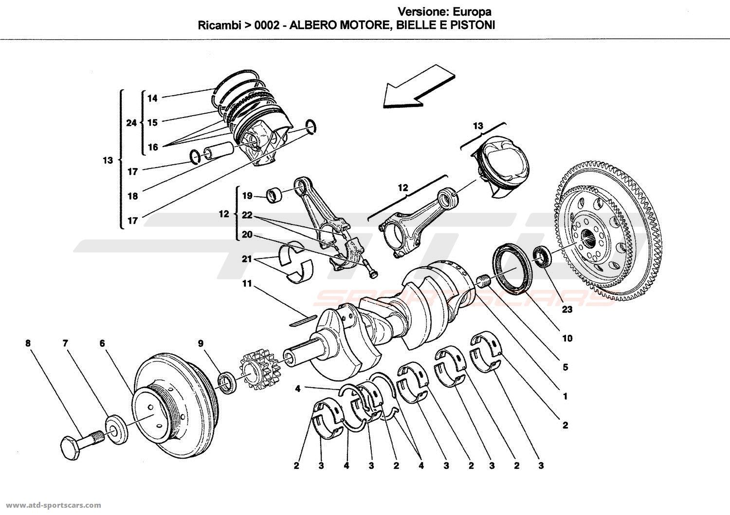 Service Manual How To Replace Crankshaft Seal On A
