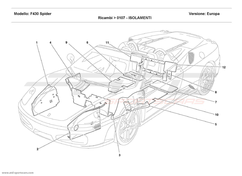 Maserati Ghibli Fuse Panel Maserati Auto Fuse Box
