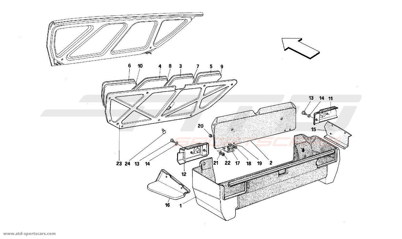 Ferrari Mondial Wiring Diagram Ferrari Auto Wiring