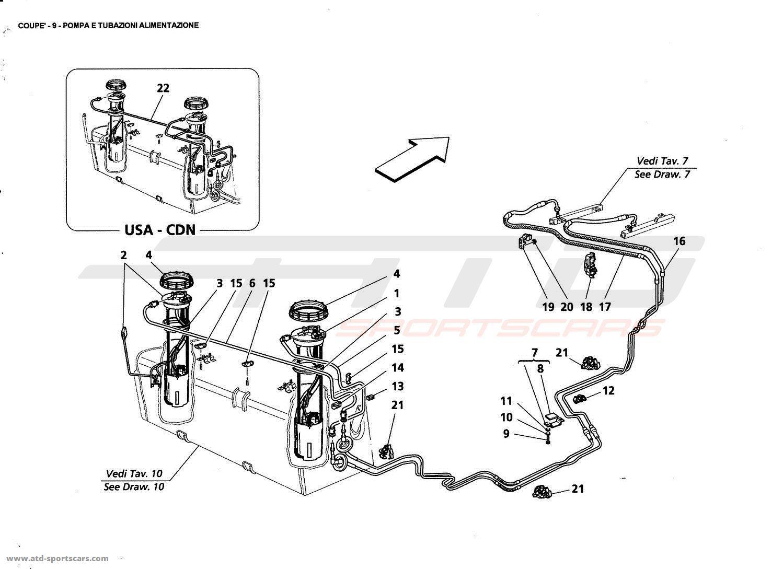 Intake Fuel Pump