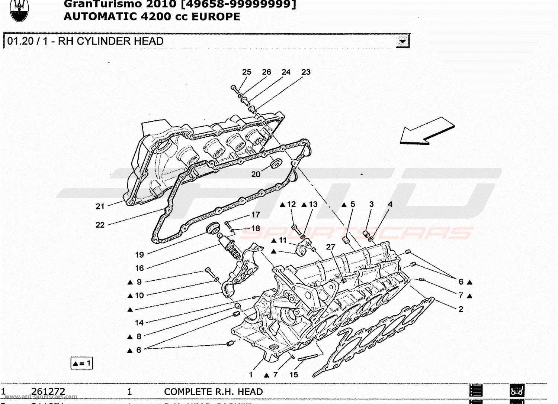 Maserati Granturismo Timing Belt Replacement