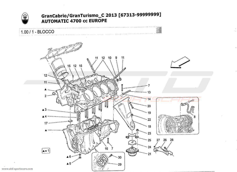 Maserati Quattroporte Wiring Diagrams