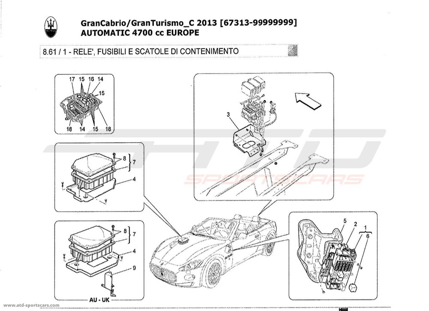 Maserati Wiring Diagram Ford Wiring Diagrams F Ford