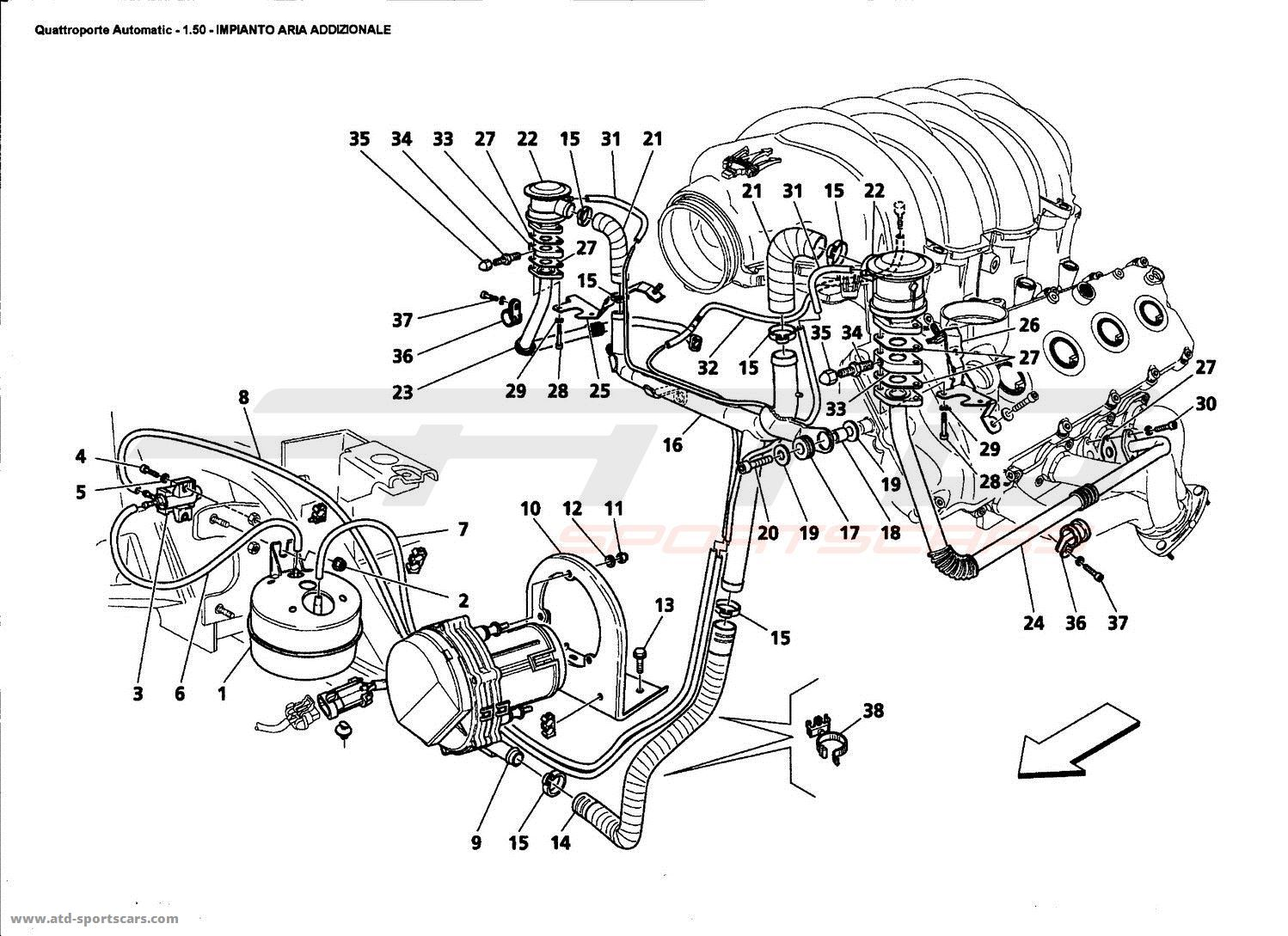 Crx Fuel System