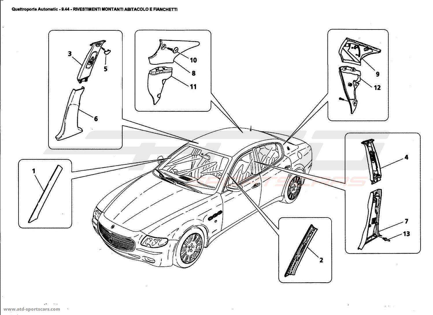 Wiring Diagram Audi A4 Quattro
