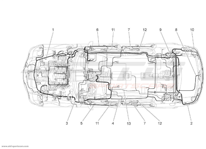 Maserati Coupe Fuse Box