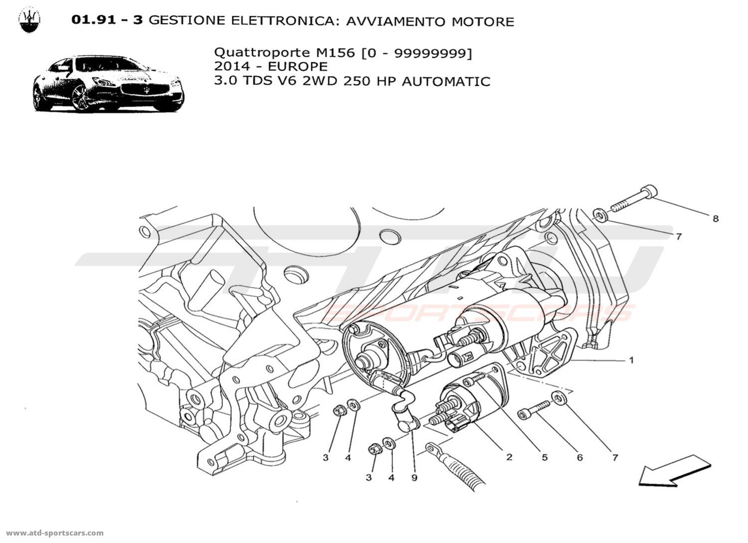 Ignician V6sel Engine Diagram
