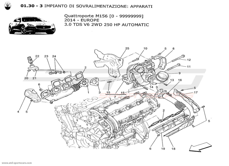 Wiring Diagram Maserati Granturismo