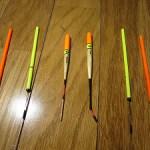 チヌ釣りやメジナ釣りでも多用する2段ウキ仕掛けの流し方の基本