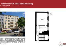 1-Zimmer Wohnung Berlin Friedrichshain-Kreuzberg: 1-Zimmer Wohnungen