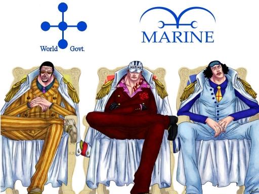 Marine Admiral