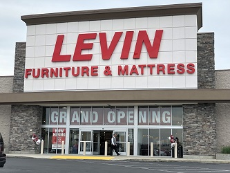 Levin Opens 1st Smaller Format Store In Wheeling Ohio