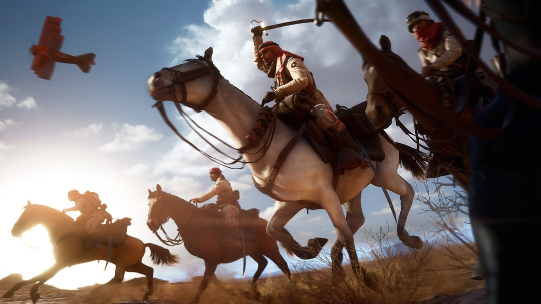 Battlefield 1 Multiplayer Classes Revealed 2