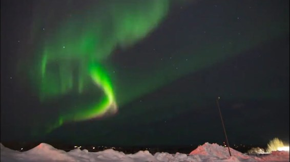 Geomagnetic storm may bring Northern Lights to parts of the U.S. |  12news.com