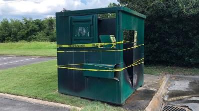 Woman's body found inside burning dumpster near Town Center area in  Virginia Beach | 13newsnow.com