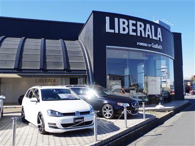 LIBERALA一宮輸入車店