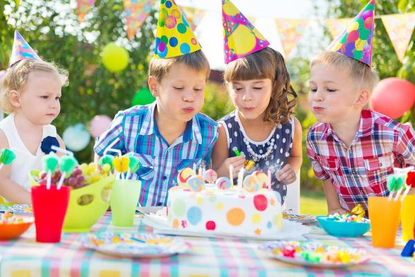 Kid's Birthday Parties: What Happened to Having a Birthday ...