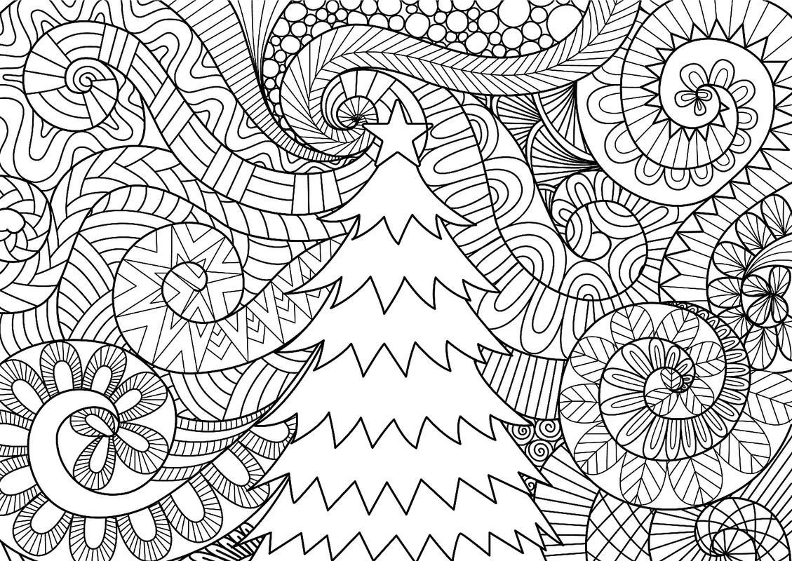 Christmas Coloring Pages 16 Printable Coloring Pages For