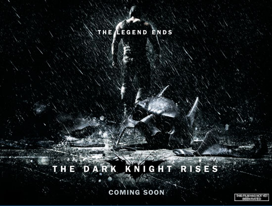 THE DARK KNIGHT RISES - The Legend Dies - Coming Soon - Not Yet Rated