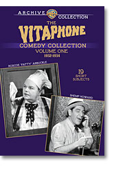 THE VITAPHONE COMEDY COLLECTION VOL. 1 - ROSCOE FATTY ARBUCKLE/SHEMP HOWARD (1932-34)
