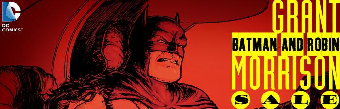 DC COMICS - BATMAN AND ROBIN