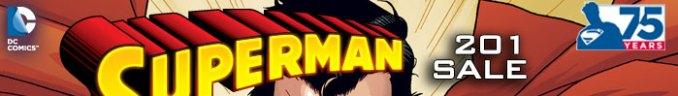 DC COMICS - SUPERMAN 201 SALE