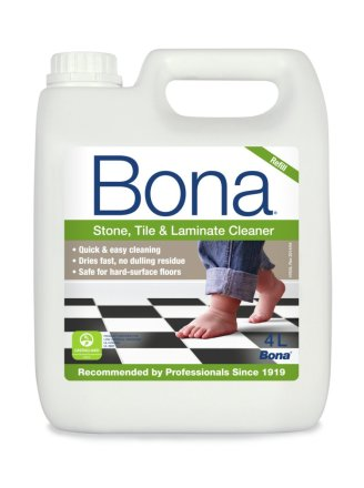 buy bona stone tile laminate floor 4l cleaner solution refill cleaning products argos
