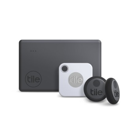 buy tile essentials 2020 phone and key item finder 4 pack luggage and bag accessories argos
