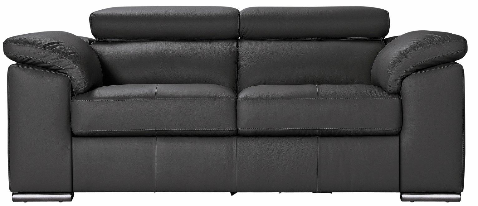 Valencia 2 Seater Midnight Black H8582