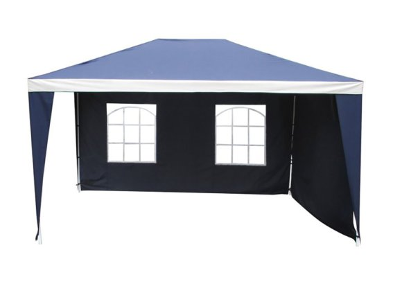 buy argos home 3m x 4m weather resistant gazebo with side panels gazebos marquees and awnings argos