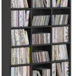 Argos Home Jorvik Dvd And Cd Storage Unit Gloss Black 6205555 Argos Price Tracker Pricehistory Co Uk