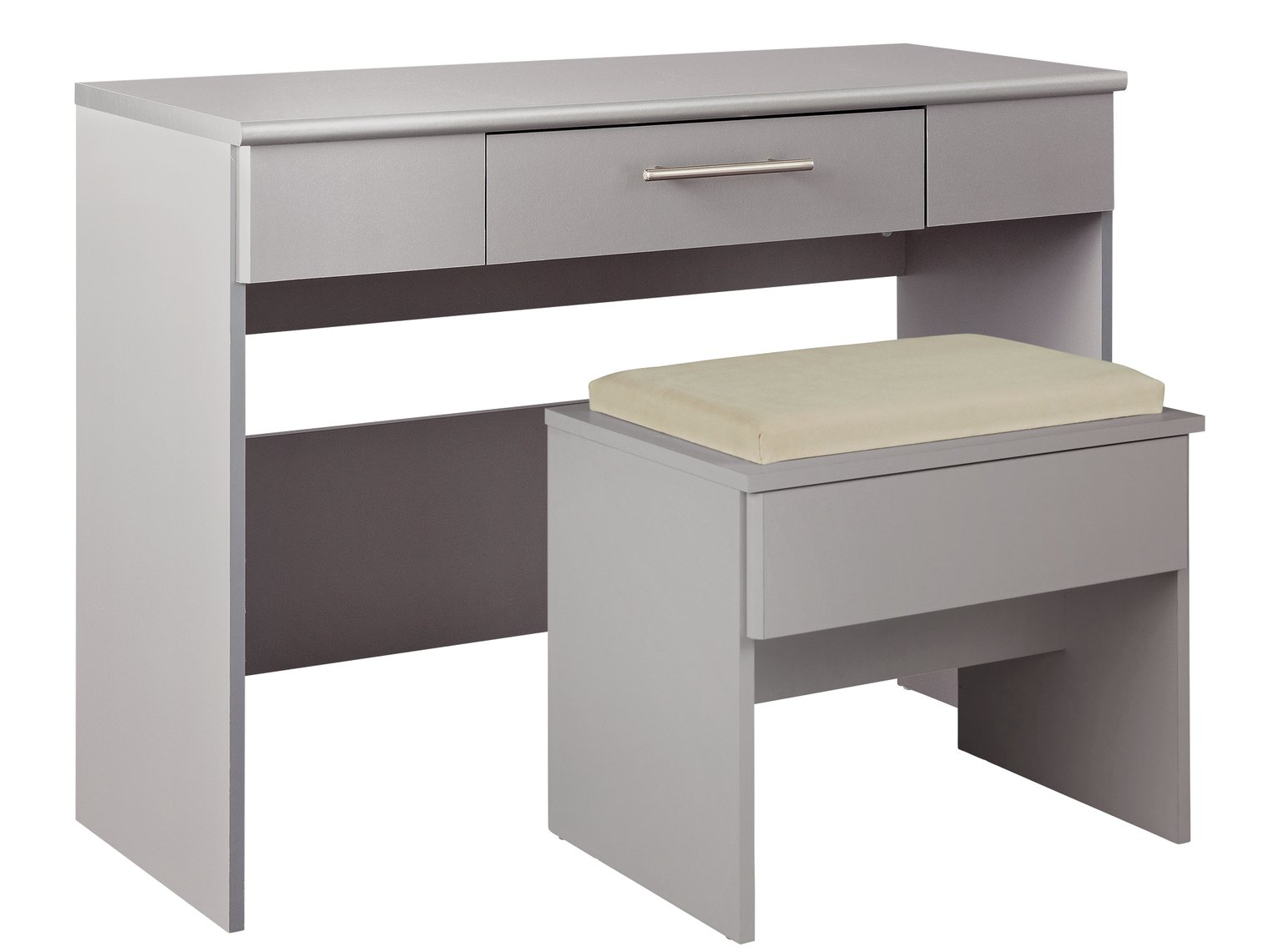 Review Of HOME Normandy 1 Drawer Dressing Table With Stool