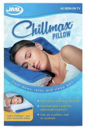buy jml chillmax soft pillow pillows argos