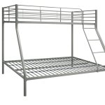 Argos Home Willen Silver Triple Bunk Bed Reviews