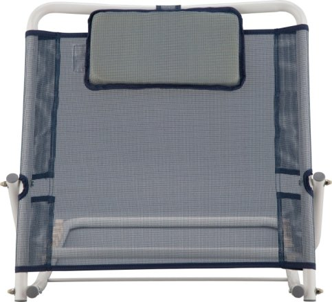 buy adjustable bed backrest with pillow support cushions and pads argos