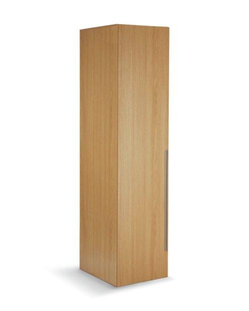 Buy Hygena Atlas 1 Door Tall Wardrobe Oak Effect At