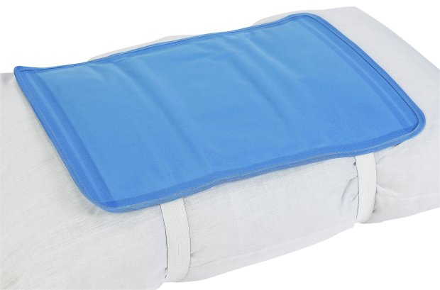 buy cool gel pillow pad support cushions and pads argos