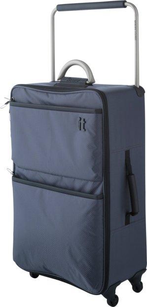 Buy IT Luggage World's Lightest Large 4 Wheel Suitcase at ...