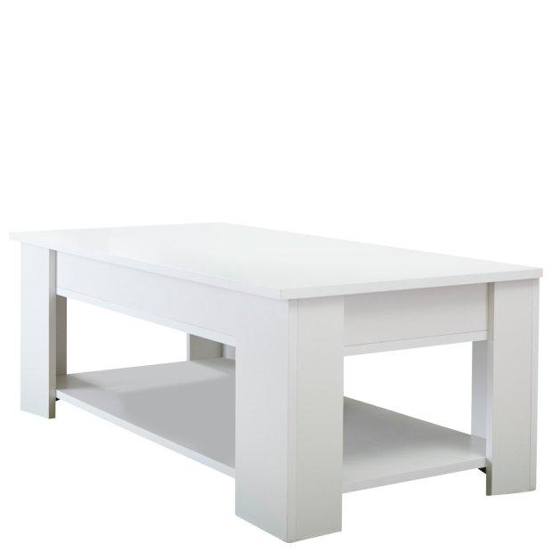 buy lifting coffee table white coffee tables argos
